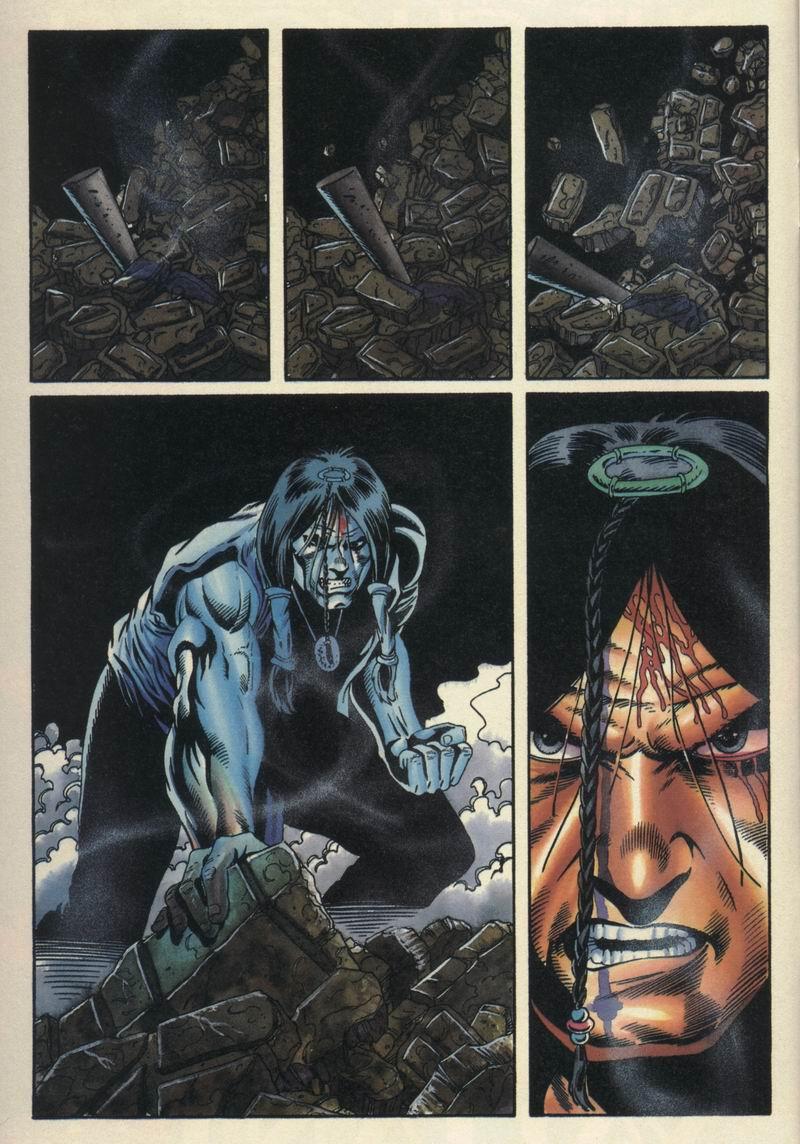 Read online Turok, Dinosaur Hunter (1993) comic -  Issue #15 - 9