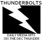 Friday Thunderbolts