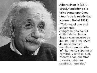 Confesión de fé de grandes científicos