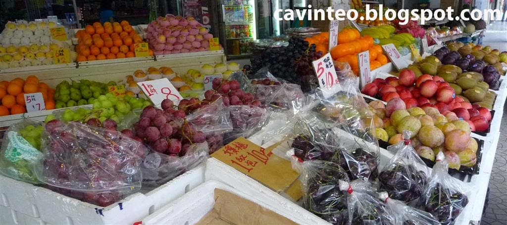 Vivocity Fruit Cake Shop
