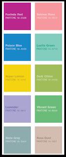 Colour Forecast for Spring 2009