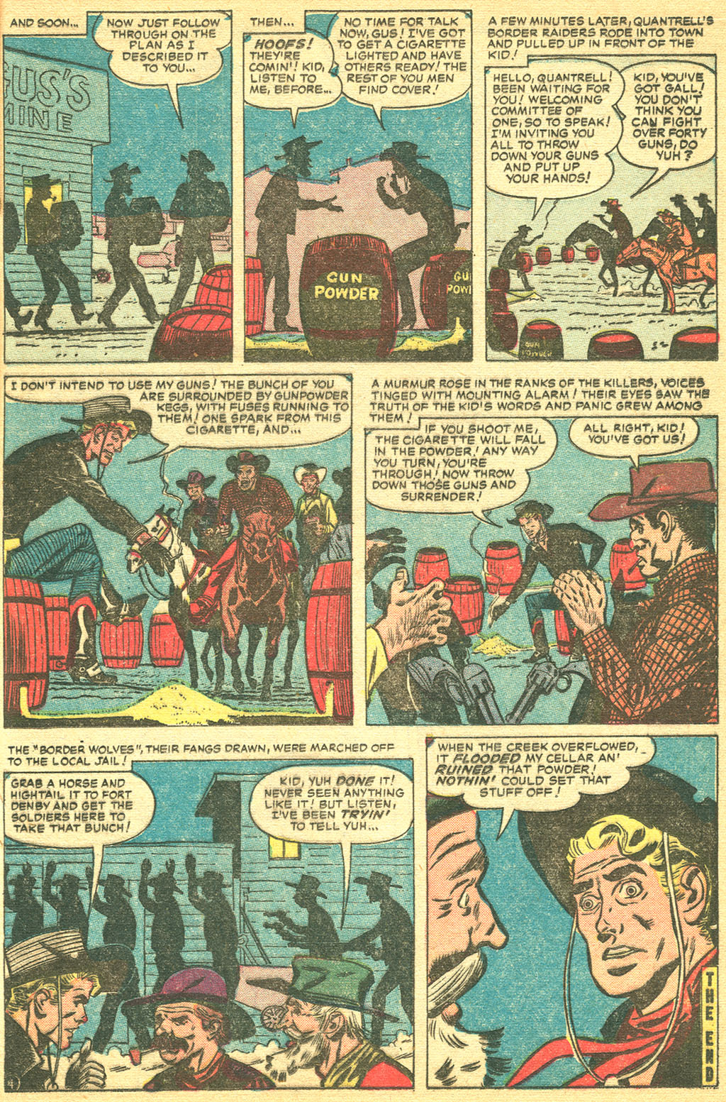 Read online Two-Gun Kid comic -  Issue #34 - 20