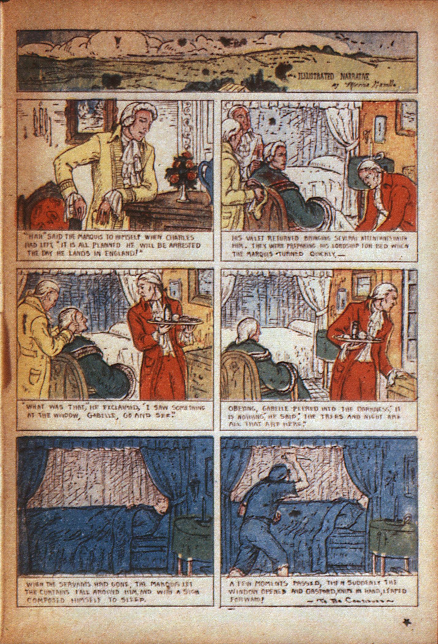 Read online Adventure Comics (1938) comic -  Issue #7 - 61