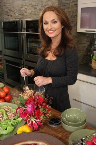Live Your Life: Giada Pamela De Laurentiis, The Sexy Chef ...