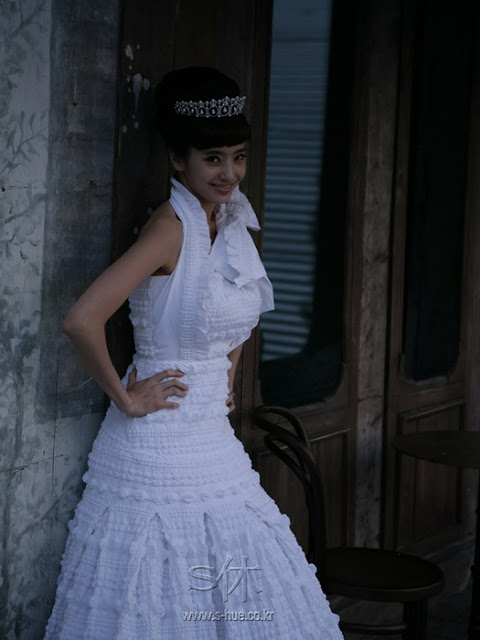 KoReAn FaNz CoMmuNiTy: 10 Best of Wedding Dress