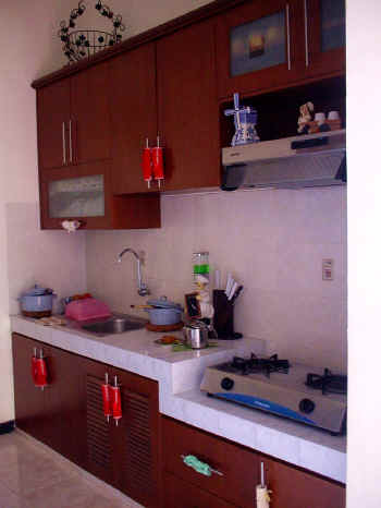 Amblogfree Bentuk Ideal Dapur Anda
