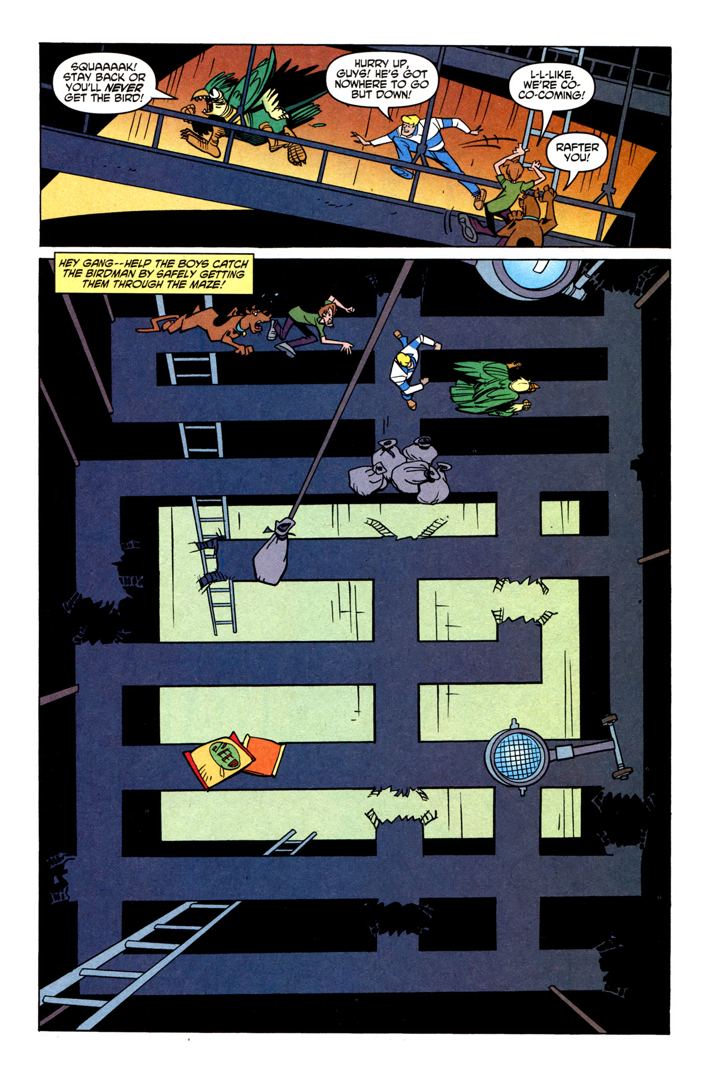 Read online Scooby-Doo (1997) comic -  Issue #107 - 25