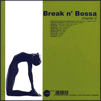 Best of    Both Worlds: Break N' Bossa Chapters