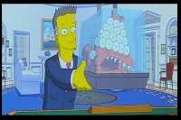 Movie Screenshots The Simpsons Movie 2007 Dvdr Ntsc Dts Multisubs Tbs