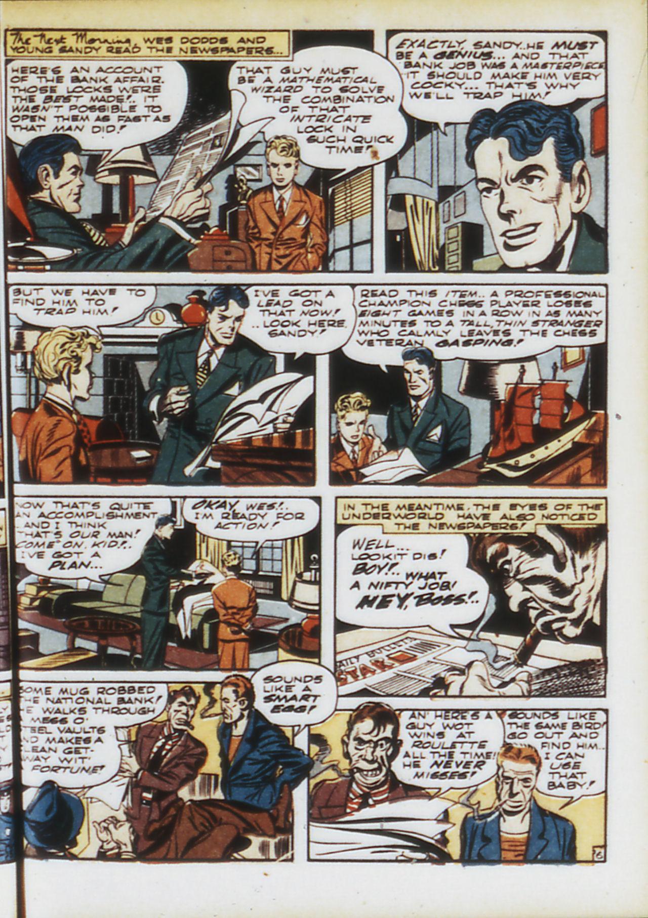 Read online Adventure Comics (1938) comic -  Issue #74 - 62