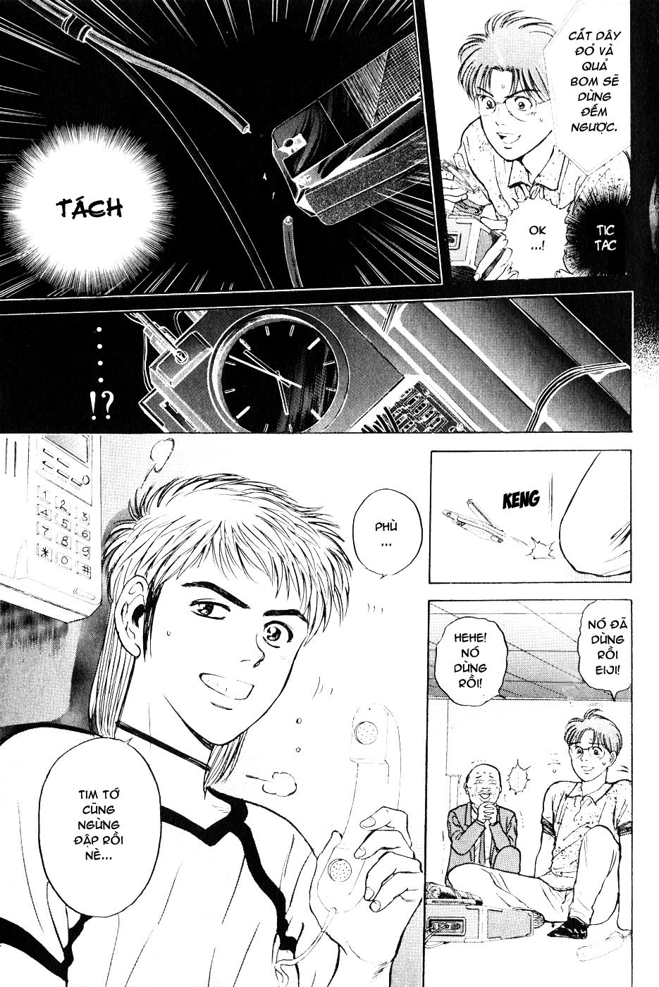 Psychometrer Eiji chapter 24 trang 21