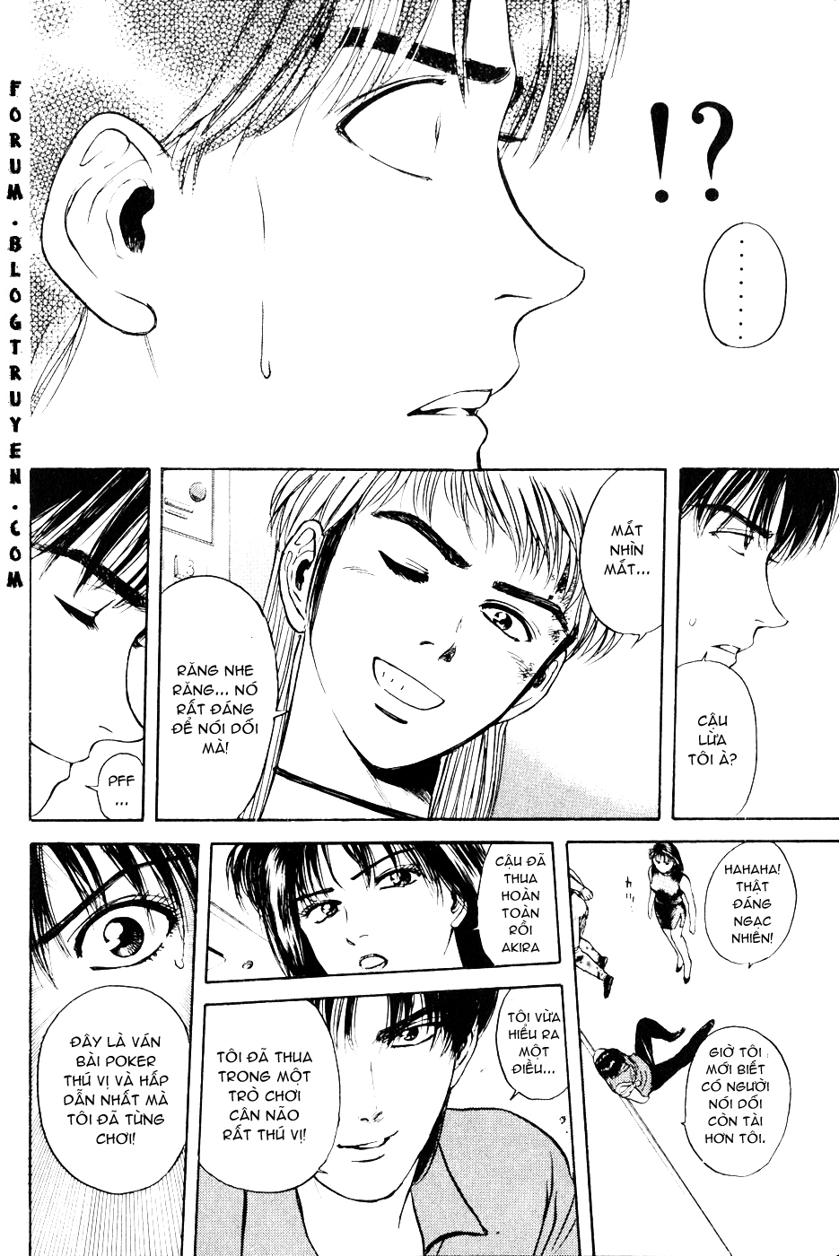 Psychometrer Eiji chapter 24 trang 22