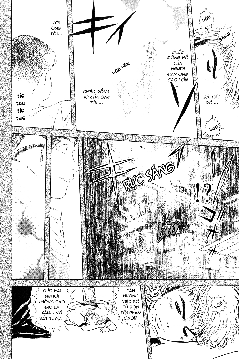 Psychometrer Eiji chapter 24 trang 4