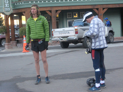 Max King TransRockies Run