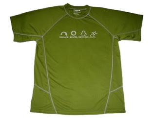 Atayne 4Rs Reduce Reuse Recycle Run performance shirt