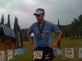Duncan Callahan Grand Teton 50 mile