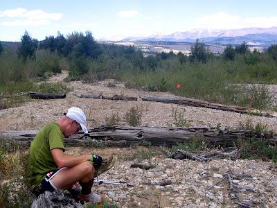 Brooks Cascadia 4 Leadville 100 Bryon Powell