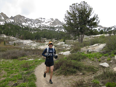 Brendan Trimboli Ruby Crest Trail