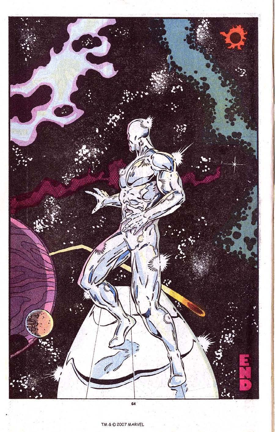 Read online Silver Surfer (1987) comic -  Issue # _Annual 3 - 66