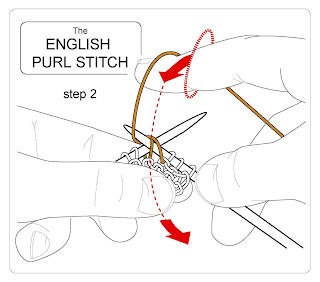eng purl step 2