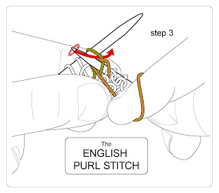 eng purl step 3