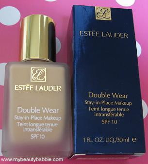 Beauty Babble Review Estee Lauder Double Wear Foundation