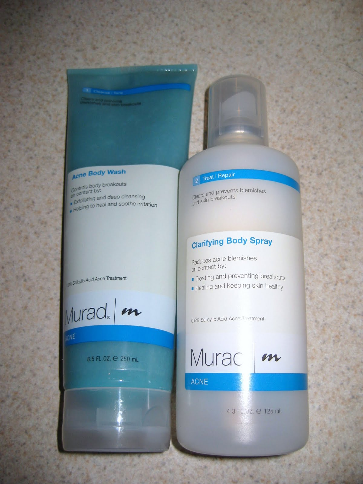Body acne wash reviews