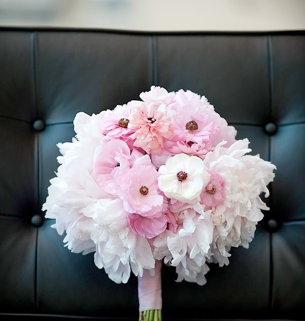 Simply Pretty Wedding: Making Your Own Bouquet