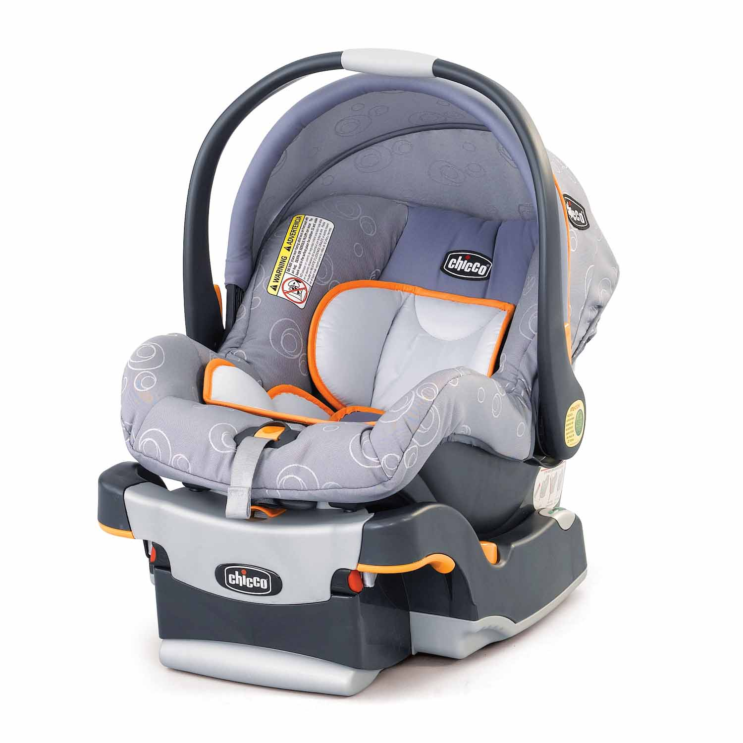 Chicco Childrens Car Seat Travel Bag With Wheels