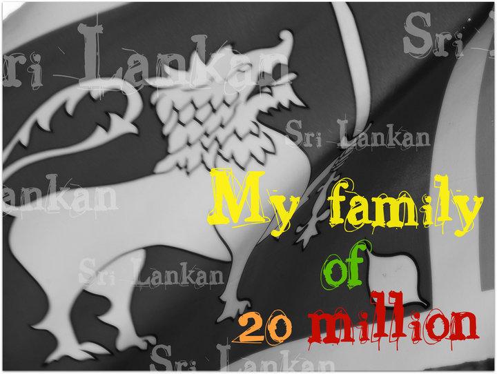Im Sri Lankan Bitch