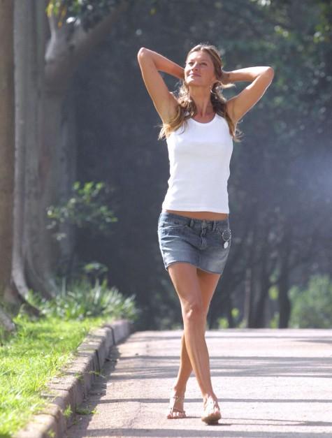hollywood hot gallery brazilian model gisele bundchen hot