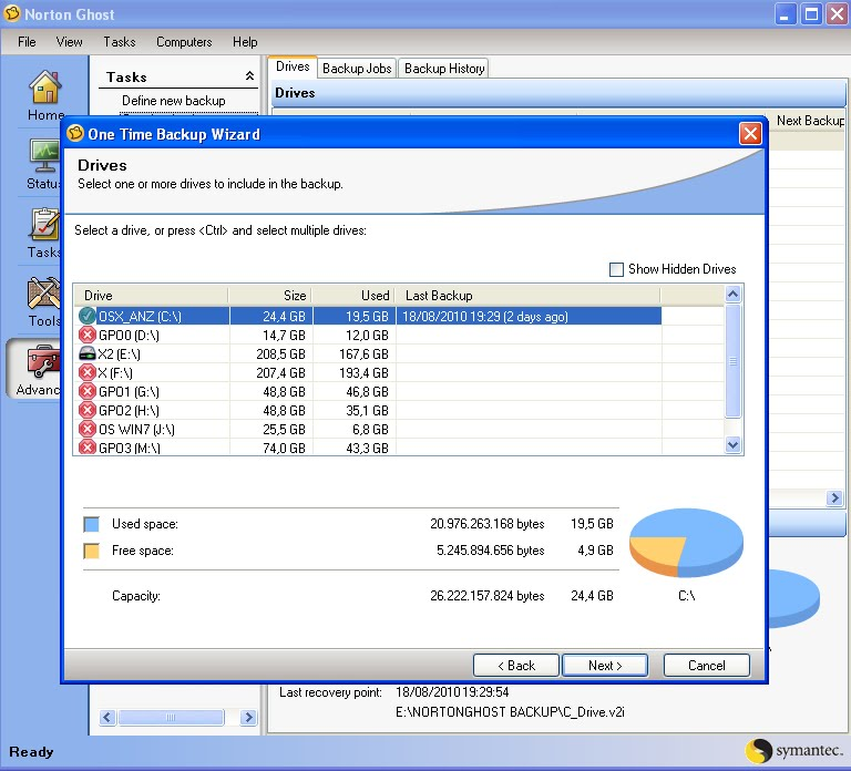 norton ghost 15 product activation key