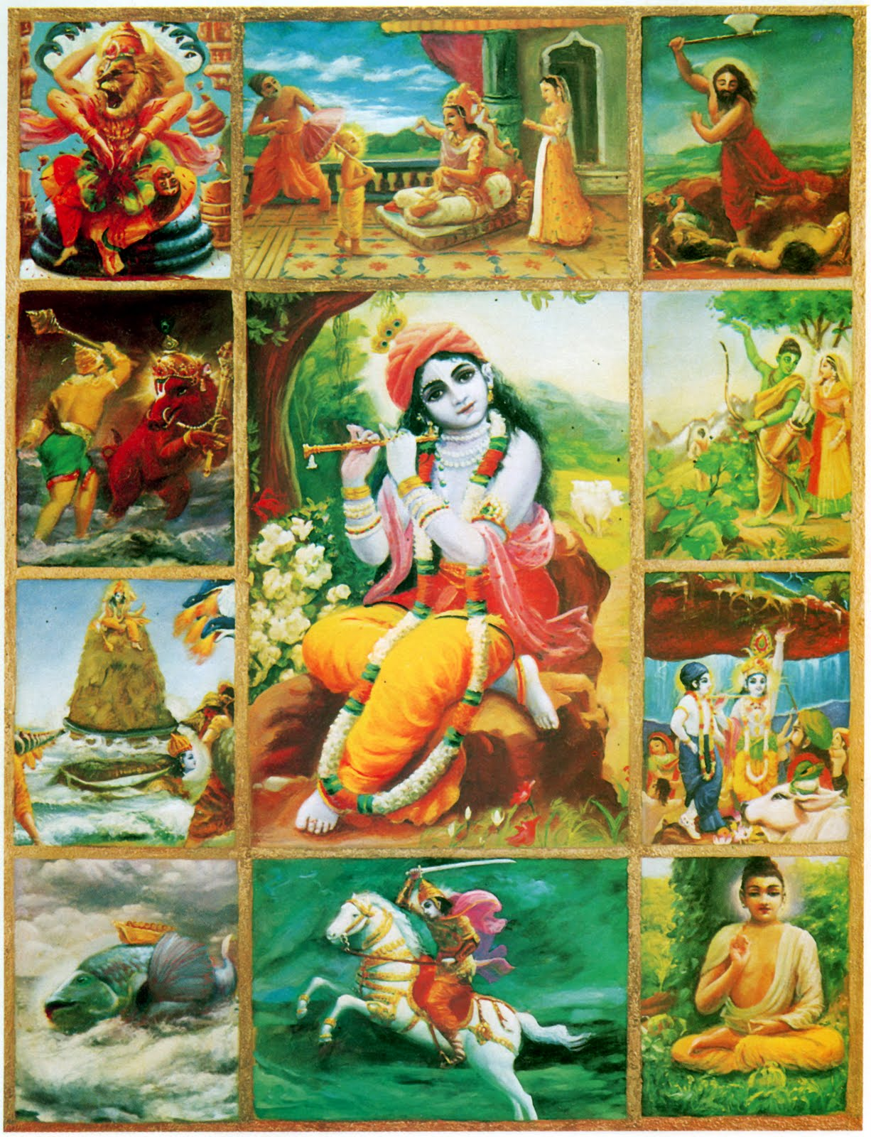 Alokaye Sri Balakrishnam – Meaning | Vaidika Vignanam