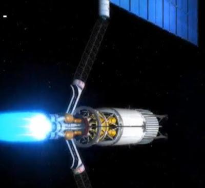 Next Big Future: VASIMR Plasma Rocket for a Lunar Tug