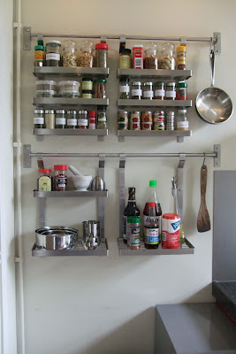 Spice Up Your Grundtal Racks Ikea Hackers