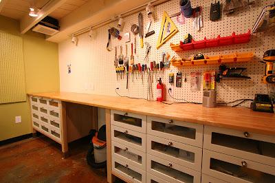 Varde Work Bench Ikea Hackers