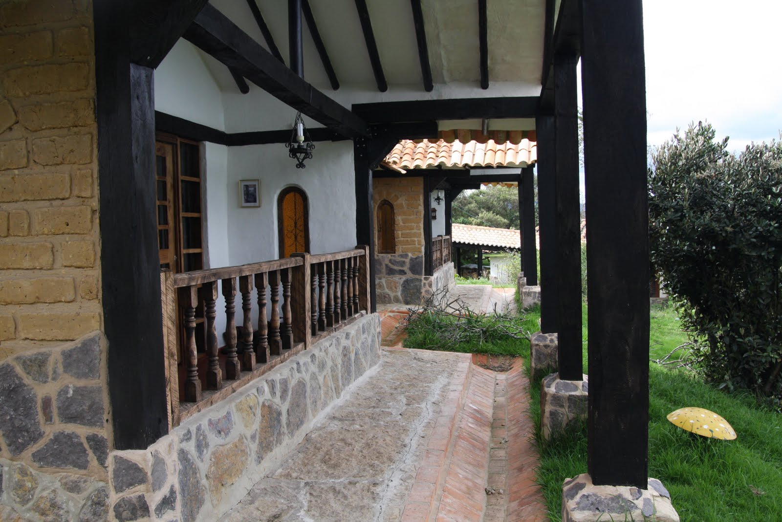 Casa en Adobe Modelo Tipo 3