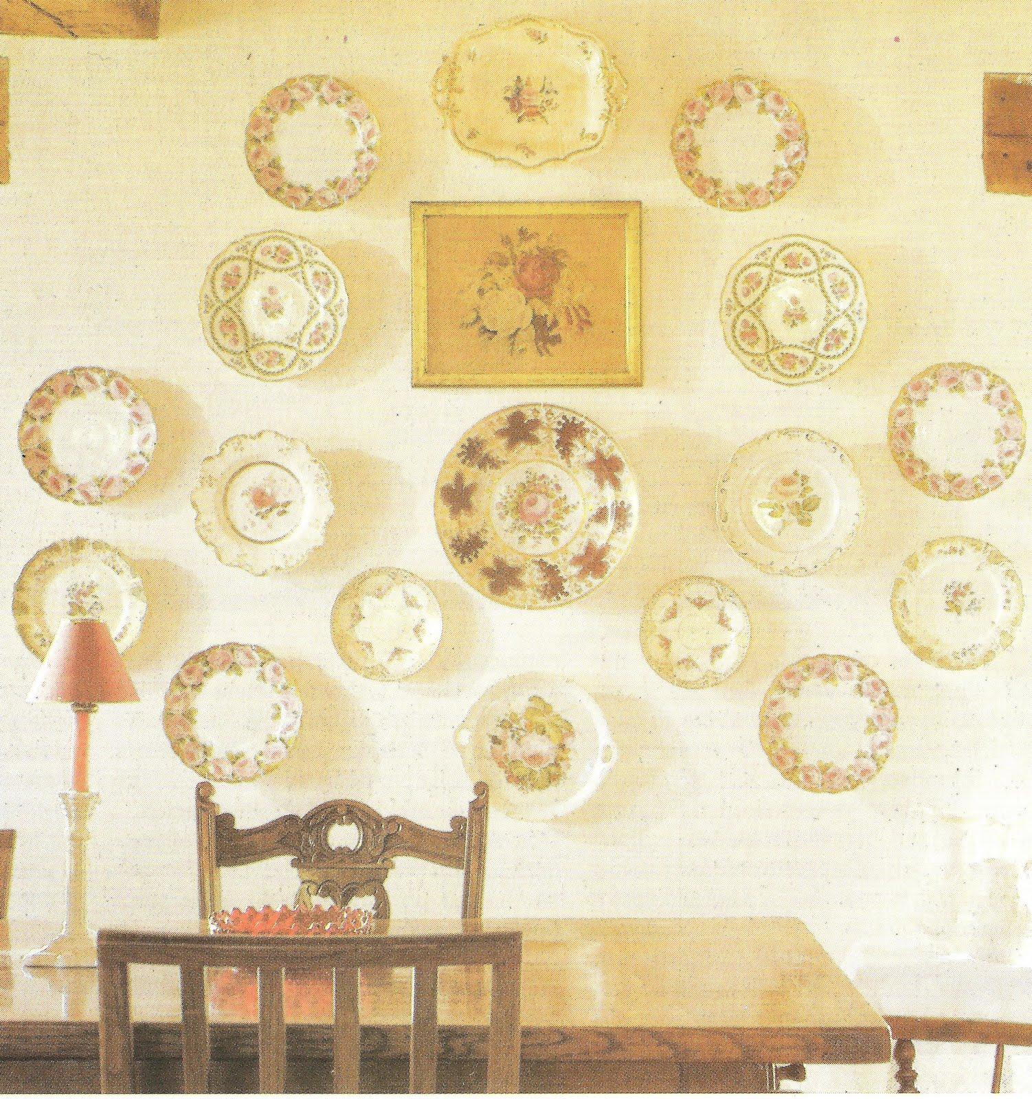 Come Appendere Piatti In Ceramica ideacountry: appendere piatti e ceramiche