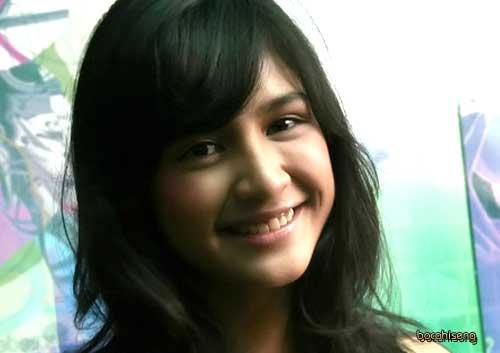 My Biodata, Photos, News: Mikha Tambayong Girl Sexy