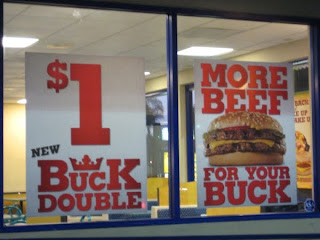New BK Buck Double