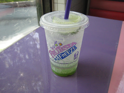 Taco Bell Classic Limeade Sparkler