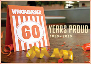 Whataburger Celebrates 60th with Free Whataburgers