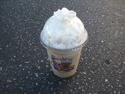 The Coffee Bean's Cinnamon French Toast Ice Blended
