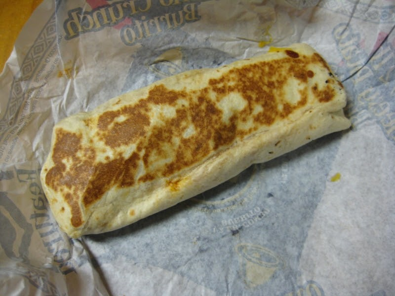 Review: Taco Bell - Chicken Enchilada Grilled Stuft ...