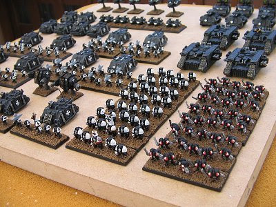 40K in 15mm - Forum - DakkaDakka | Roll the dice to see if I'm