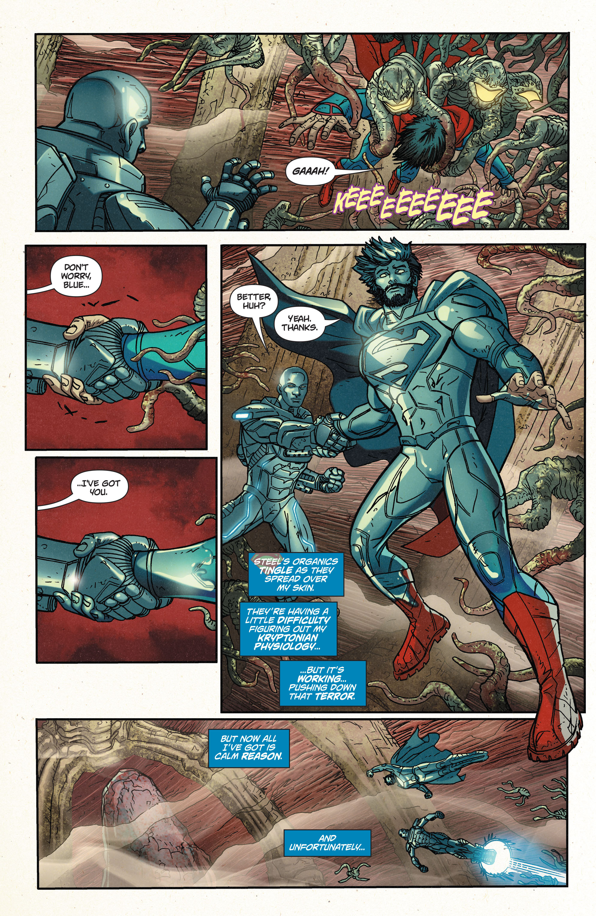 Read online Action Comics (2011) comic -  Issue #39 - 6