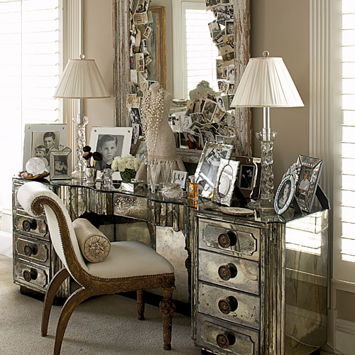 Southern Chateau: Fabulous Dressing Rooms And Closets