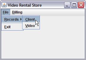 Leniel Maccaferri's blog: Java Video Rental Store App - Part 1