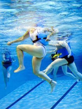 Aquatic Therapy Healing Water Aqua Jogging Exercise For