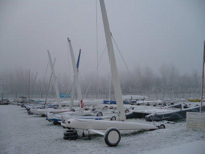 chars a voile neige les albatros dunkerque pierre-yves gires